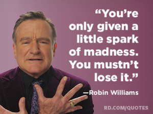 10 Surprisingly Inspirational Quotes From Top Comedians