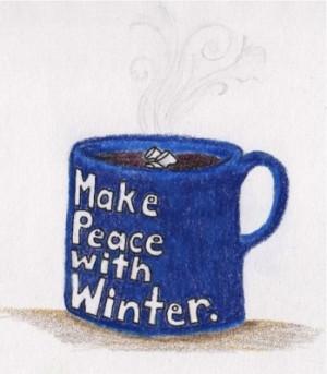 Fighting the Winter Blahs