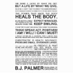 Epigrams & Quotes from B.J. Palmer