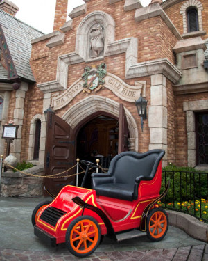 What's My Line? Can You Place These Disneyland Attraction Quotes?