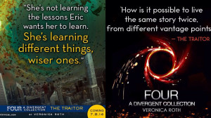 Four Talks About Tris In New Quotes From 'Four: A Divergent ...
