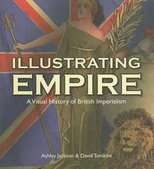 "... Empire: A Visual History of British Imperialism"" as Want to Read"