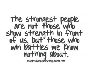 very powerful true statment