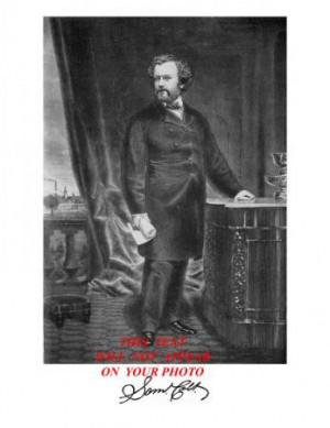 Details about Samuel Colt 8 1/2 x 11 Photo w/ Printed Signature