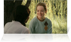 pic- Emma Stone as Eugenia 'Skeeter' Phelan in The Help (
