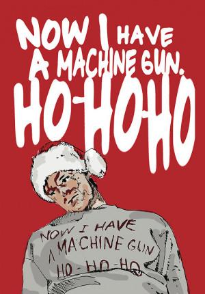Socialfabrik › Portfolio › Die Hard alternative Christmas card