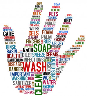 ... frequent handwashing is vital to your personal health and wellbeing