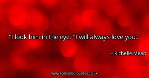 look him in the eye i will always love you 403x403 12912 jpg