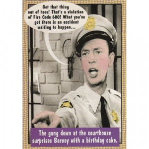 Mayberry Barney Fife Quotes QuotesGram