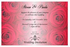 Unique Wedding Invitation Ideas Quotes Templates Wedding