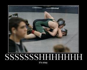 Motivational Wrestling...