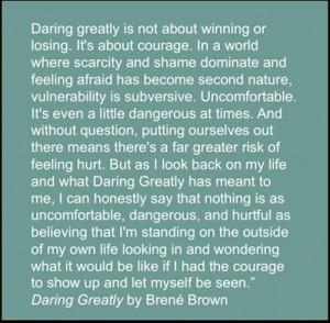 Daring Way™ Counseling & Groups