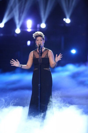 Watch Tessanne Chin Sings on The Voice 2013 Live Shows, Dec. 9, 2013 ...