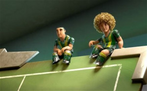 San Sebastian Film Festival 2013: Foosball (Futbolin), review