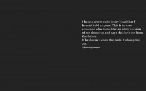 Anonymous Quotes Wallpaper 1680x1050 Anonymous, Quotes
