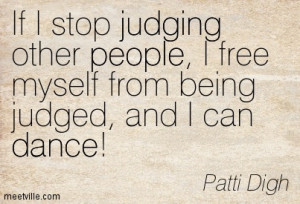 quotes 14 quotes on judging and being judged