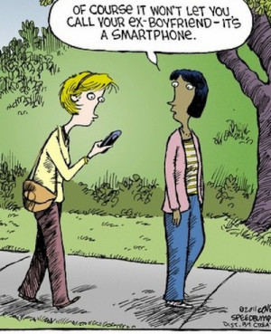 smart phone joke ROFL! Funny Joke Pic!