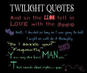 Twilight Quotes Brushes by stalker-in-training
