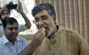 ... Itself is at Stake Here: 5 Quotes by Nobel Winner Kailash Satyarthi