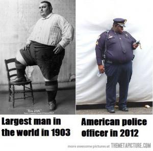 Funny photos funny fat cop black