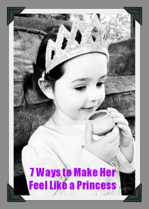 Ways to Make Her Feel Like a Princess