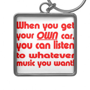 Famous Mother Quote Key Chains