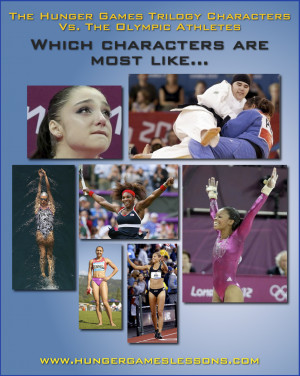 Athletes include (clockwise from top left): Aliya Mustafina, Wojdan ...