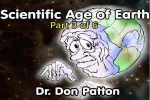 Scientific Age of Earth