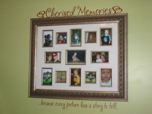 Cherished Memories!