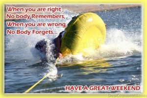 Have A Wonderful Weekend Quotes Have a great weekend quote