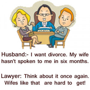 Facebook Funny Husband and Wife Cartoon