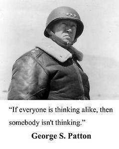 General-George-S-Patton-Quote-8-x-10-Photo-Picture-p1