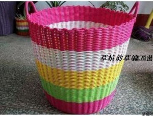 paper craft waste baskets promotion