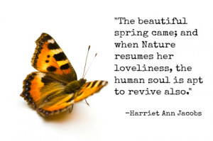 18 Inspirational Quotes for Spring!
