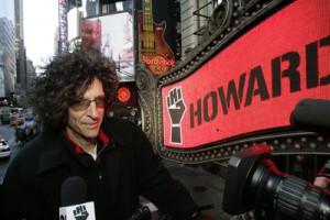 Howard Stern Radio Studio