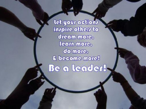 ... Motivational Famous Quotes and Sayings about Leadership and Success