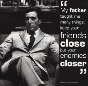) - Pues sin duda os dejo la foto de Al Pacino en el Padrino y una de ...