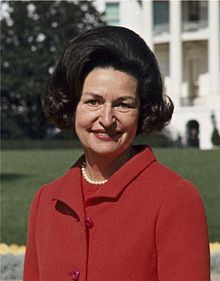 Quotes by Lady Bird Johnson