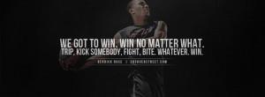 Derrick Rose Basketball Quotes Derrick rose
