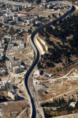Roger Waters - Walled Horizons- the West Bank Wall