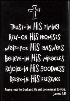 christian sayings and quotes - Google Search More