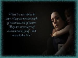 Criminal Minds Girls Retalliation Quote