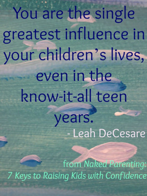 know it all, teen years, parents influence in kids lives, parenting ...