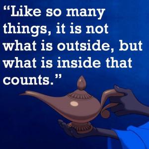 aladdin quotes