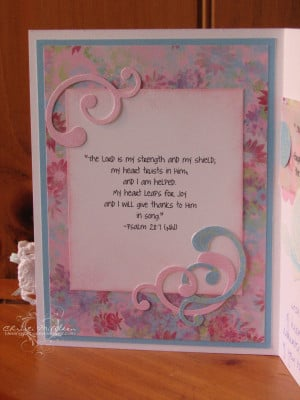 Bible Quotes For Baptism Cakes ~ Bible Verse For Baptism Invitation ...