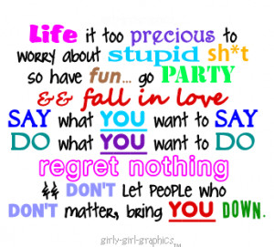 Quotes about life and love image by girly-girl-graphics on Photobucket