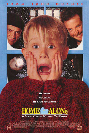 HOME ALONE POSTER ]