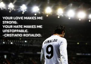 cristiano ronaldo best quotes