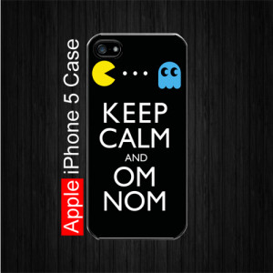 Funny Keep Calm Quotes Iphone Case