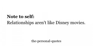 relationships Personal disney movies relatable note to self